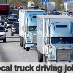 Local truck driving jobs near me